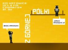 Z górnej półki - program w radiu eM Katowice