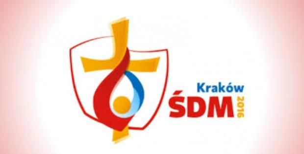 Logo ŚDM 2016 w Krakowie