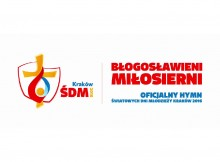 Logo ŚDM 2016 w Krakowie - oficjalny hymn