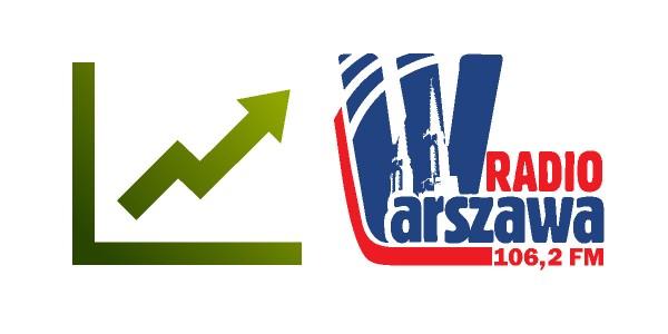Radio Warszawa - wzrost słuchalności