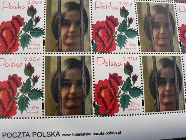 mary wagner znaczki