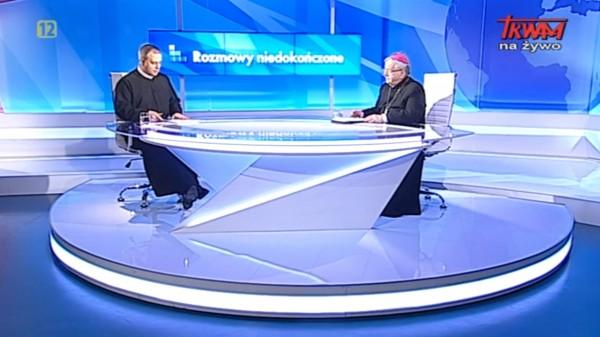 Rozmowy niedokończone, fot. TV Trwam