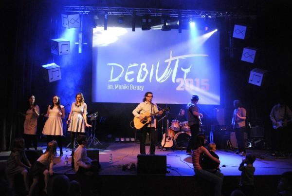 Debiuty 2015 - Soudarion na scenie