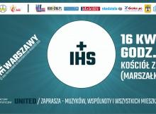Uwielbienie Warszawy 2015