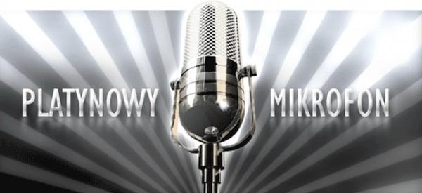 Platynowy Mikrofon Katolickiego Radia Podlasie