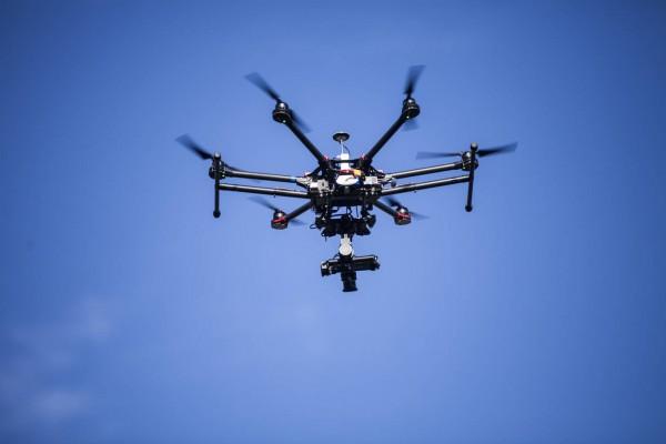 telewizja dron