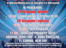 Festiwal ChG 2015 - official