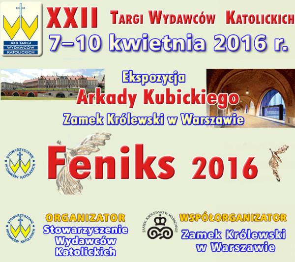 XXII Targi Wydawców Katolickich 2016