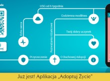 Adoptuj życie - aplikacja