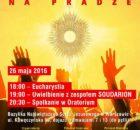 uwielbienie na pradze 26 maja