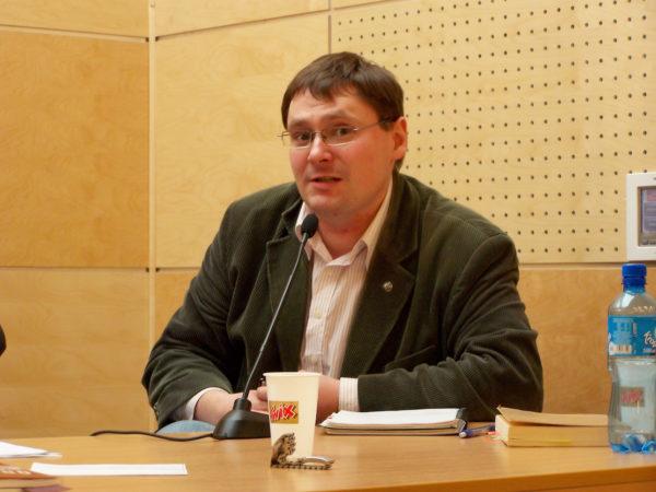 Tomasz Terlikowski  fot. Lestat (Jan Mehlich) - Praca własna, CC BY-SA 3.0