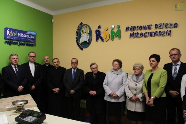 Radiowe Dzieło Miłosierdzia RDN Małopolska