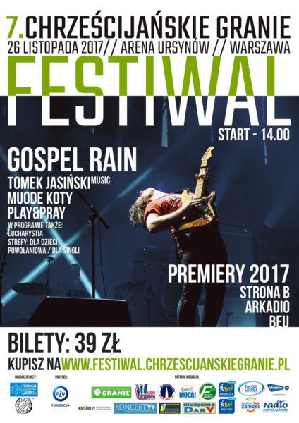 festiwal muzyki chrześcijańskiej 2017