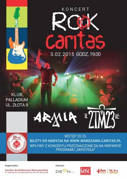 ROCK CARITAS