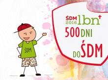 Lublin - 500 dni do ŚDM 2016