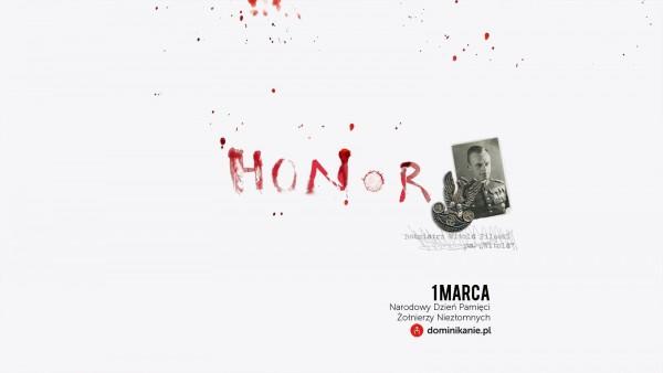 Żołnierze Wyklęci - honor