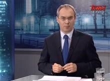 """Dariusz Pogorzelski prowadzący program """"Polski punkt widzenia"""" fot. TV TRWAM"""