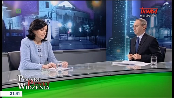 Polski punkt widzenia, fot. TV Trwam