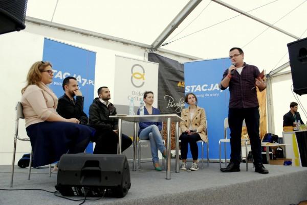 targi wydawców katolickich - panel o muzyce
