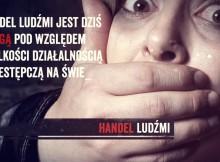 Modlitwa za ofiary handlu ludźmi