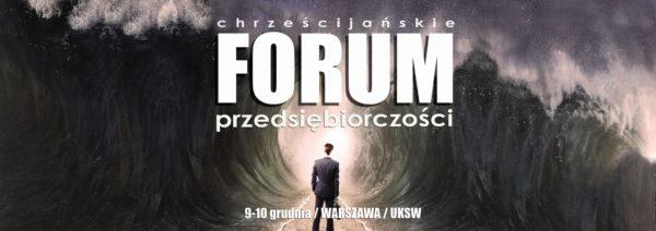 Chrześcijańskie Forum Przedsiębiorczości 2016