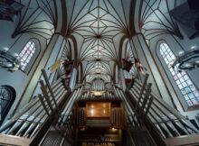 organy archikatedry